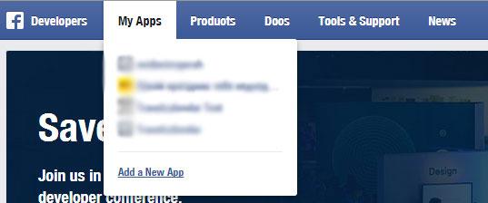 Создаем iframe приложение в новом интерфейсе фейсбук (2015 года)